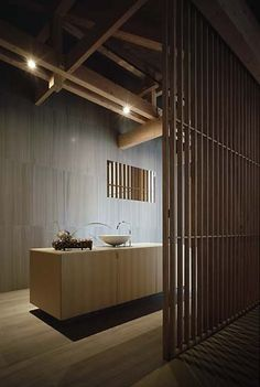 Ginzan Onsen Fujiya spa by Kengo Kuma Spa Design, Spa Interior Design, Japanese Interior Design, Japanese Design, House Design, Urban Design, Japanese Spa, Japanese House, Japanese Architecture