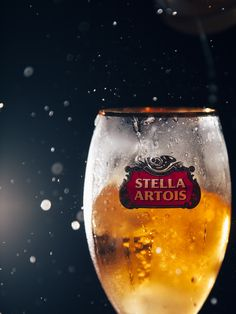 Beer advertisement | STELLA ARTOIS  by CARSON KONG