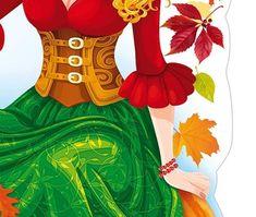 Cartoon, Disney Princess, Disney Characters, Fall, Bricolage, Autumn, Fall Season, Cartoons, Disney Princesses