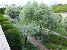 Jardin Blanc, Parc Citroën
