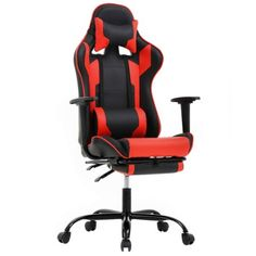 Office chair gaming chair ergonomic swivel chair high back racing chair, with footrest, lumbar support and headrest Cheap Desk Chairs, Dining Chairs, Accent Chairs For Sale, Rolling Chair, Fire Pit Table And Chairs, Hanging Chair From Ceiling, Swivel Rocker Recliner Chair, Wrought Iron Patio Chairs, Office Chair Without Wheels
