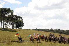 Cavalgada de Prendas, Cambará do Sul, Rio Grande do Sul