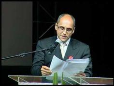 Mensagem de Chico Xavier, psicografia do médium Wagner Gomes da Paixão no 3º Congresso Espírita
