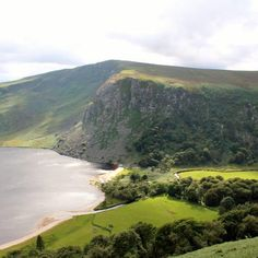 The Beautiful Wicklow Mountains