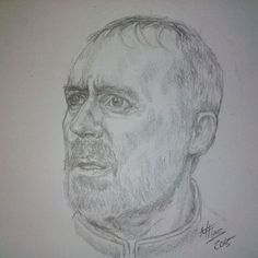 "23 Likes, 2 Comments - Matt Flanders (@mattflndrs) on Instagram: ""#pencilsketch of #stannisbaratheon played by #stephendillane from #gameofthrones…"""