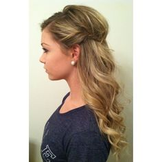 beauty hair. ❤ liked on Polyvore