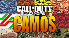 I personally believe that the camos in this game look gross. XD