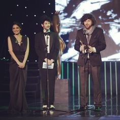 Iulia Verdes Gopo Awards 2014  Dress: Rhea Costa  Shoes: Coca Zaboloteanu  Necklace: Carla Szabo Stylist: @Cristina Feather