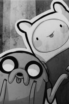 Finn y Jake                                                                                                                                                     Más