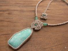 crysoprase necklace