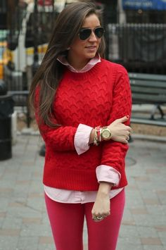 This outfit paired with the #Pretty #Preppy #NapoleonPerdis makeup look 1 or 2 would be amazing