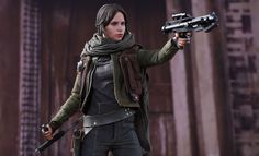 Share this with your friends and receive a $15 promo code. Click here to write your message. Star Wars Jyn Erso Sixth Scale Figure