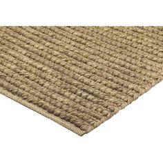 Asiatic Carpets Ltd. Jute Loop Hand-Woven Nature Area Rug