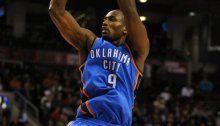 Los Thunder pierden en uno de los partidos más pobres en ataque de la historia de la NBA