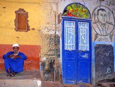 Africa   In a Nubian village, Egypt    © Jean Pierre Jeannin.