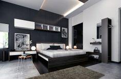 Với cặp màu vượt thời gian trắng-đen luôn là nguồn cảm hứng cho nhiều nhà thiết kế, thêm một lần nữa nguồn cảm hứng đó đã được khơi dậy từ trong những thiết kế nội thất phòng ngủ.