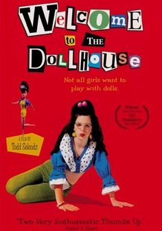 Welcome to the Dollhouse (1995) The horrors of junior high are vividly re-created in this darkly comic tale of the painfully awkward Dawn Wiener (Heather Matarazzo), a middle child who must cope with a dreary home life -- and with classmates who mercilessly taunt her. Writer-director Todd Solondz's unflinching look at the nightmare of early adolescence took away prizes at both the Sundance Film Festival and the Independent Spirit Awards.