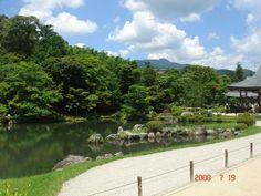 Tenryu-Ji Shrine's Bamboo trail