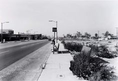 "Anthony Hernandez: ""Los Angeles Public Transit Areas"" (1975)"