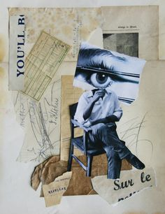 Collage YOU 2015W. Strempler Collage Kunst, Collage Art, Collages, Dadaism Art, Yin Yang Art, Nature Collage, Collage Design, Photocollage, Art Inspo
