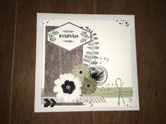Carte fête des mères Card Making, Scissors, Cards, Cardmaking, Letter Crafts