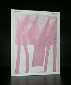 Klaas Gubbels , Kh liang Ie # ROZE TAFEL # Galerie Espace, 1972, mint-