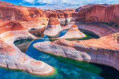 Reflection Canyon, Ch. 2 by Wan Shi on 500px