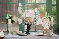 Vintage Chic Wedding ‹ Double Take Event Styling