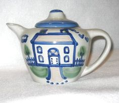 M.A. Hadley Pottery Teapot 3-Cup Medium Product on 7Mainstreet