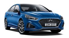 Korea's updated Hyundai Sonata hints at US-bound changes     - Roadshow  Enlarge Image  The refreshed Hyundai Sonata.                                                      Hyundai                                                  Hyundai has taken the wraps off the refreshed Sonata sedan for the Korean market giving us a good idea of whats in store when the revamped US model likely arrives for the 2018 model year.   The front fascia is notably more aggressive with a larger more distinctive…