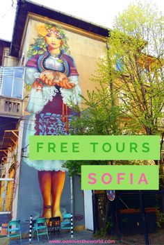 The free tours in Sofia are an awesome way to get to know the city better. As you would see there are different free tours in Sofia, which will show you amazing things of the city and leave you with a cool experience. Free tours Sofia / Sofia free tours / Free things to do in Sofia / Sofia on a budget / Sofia free walking tour / Sofia free graffiti tour / Sofia free food tour / Balkan bites / Sofia travel tips / Visit Sofia / Sofia budget tips / Travel to Sofia / Sofia travel guide /