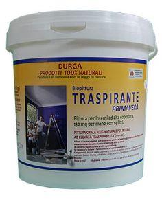 Igienizza la parete e l'ambiente grazie alle essenze antiossidanti naturali derivate dalle conifere.