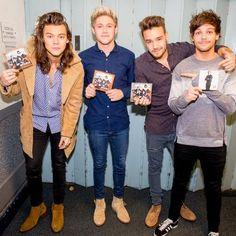 made in the a.m. is honestly their best album yet. I know I say that every album, but this one is so different, and so original from everything I have heard from them so far. wow. so amazing guys!