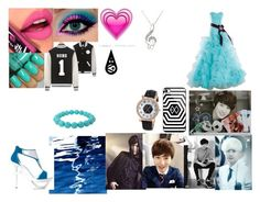 """""""Date with suho"""" by wu-yifan-kris-exo ❤ liked on Polyvore featuring Art Addiction, Fiebiger, Humble Chic, women's clothing, women's fashion, women, female, woman, misses and juniors"""