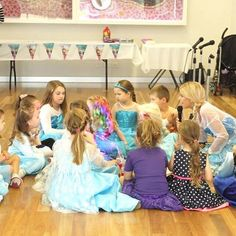 """Review: """"I wanted to thank you so very much for an AMAZING """"Frozen"""" Bop Til You Drop party. Our Elsa and friend (Georgie) were simply fabulous! They had all the children mesmerised from beginning to end and the children had so much fun - they were smiling and laughing all day long and had a ball! Bop till you Drop definitely exceeded our expectations and I would not hesitate to recommend your entertainment to family and friends - and most importantly we have one very happy little girl who…"""