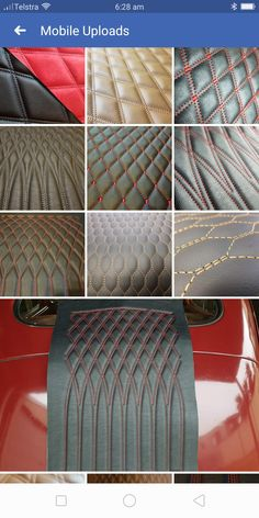 Custom Car Interior, Truck Interior, Interior Trim, Leather Interior, Car Interior Upholstery, Automotive Upholstery, Custom Car Parts, Custom Cars, Cafe Racer Seat