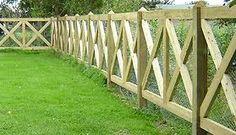 criss cross fence - Google Search