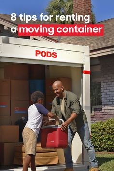 Looking into renting a #Container instead of a truck for your next move? Whether you're going local or long distance, we can help you find the right solution. #ContainingTheChaos Moving Containers, Moving And Storage, Moving Tips, Shoe Storage, Long Distance, The Help, Renting, Truck, Moving Hacks
