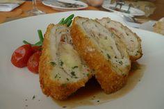 In Her Shoes: Chicken Cordon Bleu Lasagna