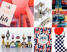 Playground! Maison&Objet's theme 'House of Games' in colourful collages…