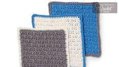 Crochet Dishcloth Pr
