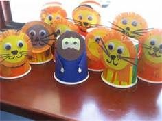 daniel in lions den craft - Bing Images