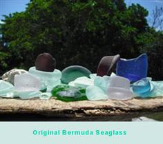 Seaglass from Bermuda beaches http://bermudaseaglassbykelly.com  I love this shop!