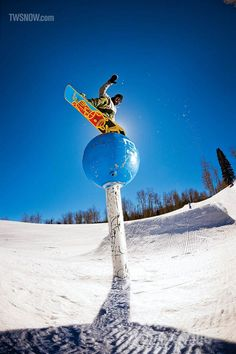 """Back at Waterville Valley, the meaning of """"ball tap"""" is a little different, isn't it, Alex? PHOTO: Darcy Bacha 