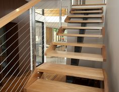 Custom Architectural Staircase
