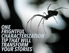Humans are complicated, and your characterization of the people in your stories should be, too. Uncover your characters' fears to make them real.