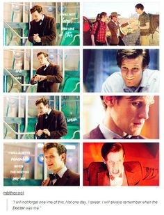 I really dont think he will! The eleventh doctor was a fantastic one! and he will always remember the ponds and river song, and his impossible girl, Clara Oswin Oswald