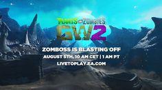 Plants vs Zombies: Garden Warfare 2 - Gamescom 2015 Zomboss Teaser #Gamescom2015 ►https://goo.gl/qJAg2Q