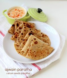 Ajwain Paratha Recipe, How to make Ajwain Paratha - WeRecipes