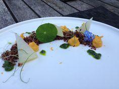Vegetarisch met koolrabi en rode quinoa